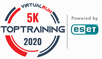 5k TOPTRAINING by Eset
